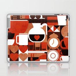 Coffee Story Laptop & iPad Skin