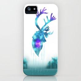 Raindeer Games iPhone Case