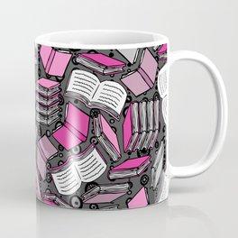 So Many Books... Coffee Mug
