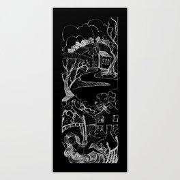 Peace of Mind Art Print
