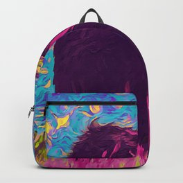 Horny (pink) Backpack