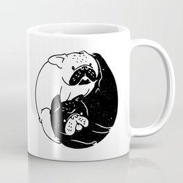 The Tao of French Bulldog Coffee Mug