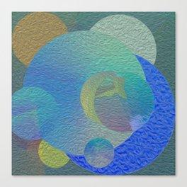 Relative Density Canvas Print