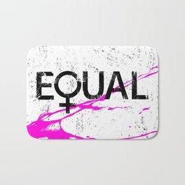 Women's Rights Bath Mat