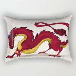 Mushu & Cricket Rectangular Pillow