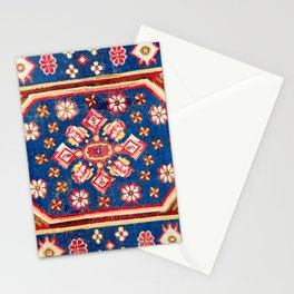 Cuenca Spanish 18th Century Rug Print Stationery Cards