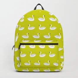 SWANS ((chartreuse)) Backpack
