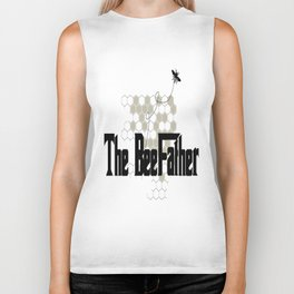 The BeeFather Biker Tank