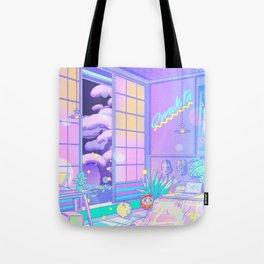 Dream Attack Tote Bag