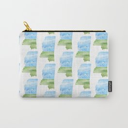 Mississippi Home State Carry-All Pouch