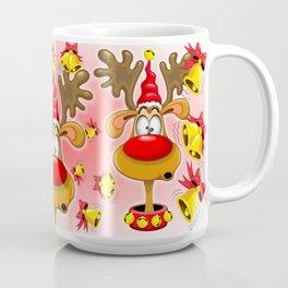 Reindeer Fun Christmas Cartoon...