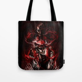 GOD and the Man Who Would Be GOD - Hannibal Tote Bag