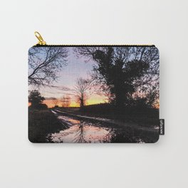 Dawn on the Lane Carry-All Pouch