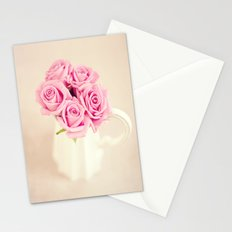 Dreamy Roses II Stationery Cards