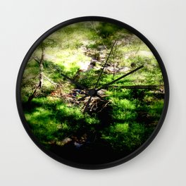 Billabong Wall Clock