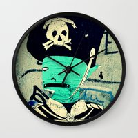 soldier Wall Clocks featuring soldier by very giorgious