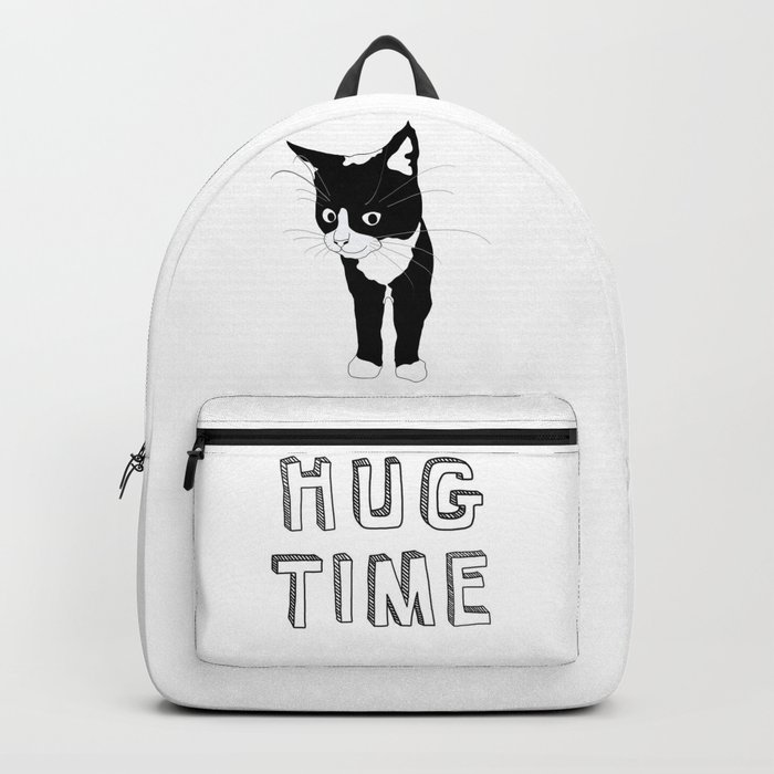 Hug Time Kitty Cat Backpack