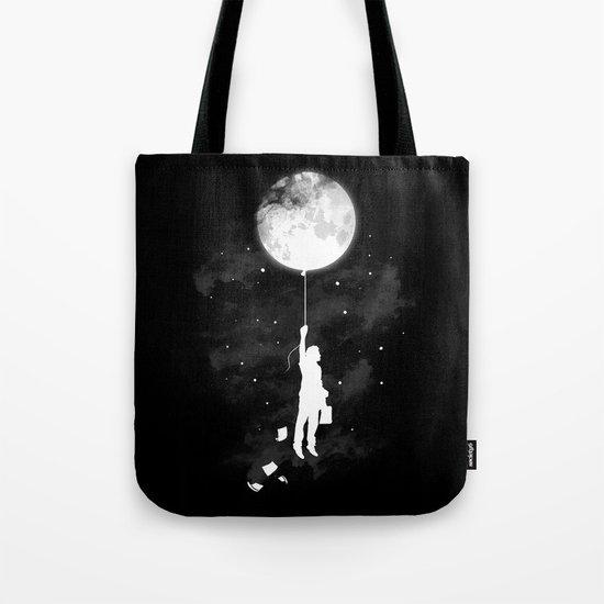 Midnight Traveler Tote Bag