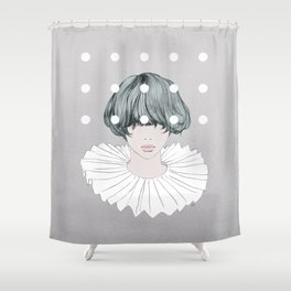 Charlotte Shower Curtain