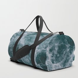 OCEAN - WAVES - SEA - WATER Duffle Bag