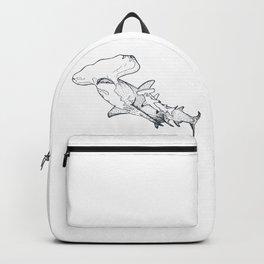 Hammerhead Sharks Backpack