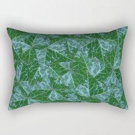 Myrtle Ming English Ivy Rectangular Pillow