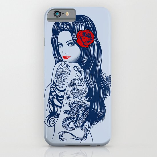 Tattoo Lolita iPhone & iPod Case