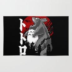 Totorozilla Rug