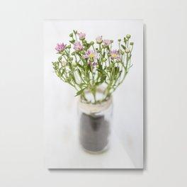 Daisies I Metal Print