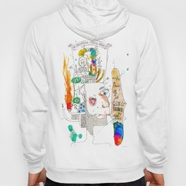 The Beauty Of The Creative Mind Hoody