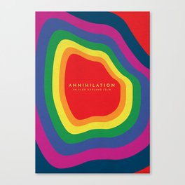 Annihilation Alternative Poster Canvas Print