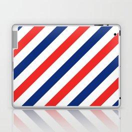 Barber Stripes Laptop & iPad Skin