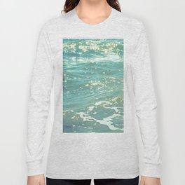 The Sea Delights Our Very Soul Long Sleeve T-shirt