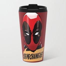 Chimichangas Travel Mug