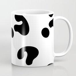 Bold Question Marks Coffee Mug