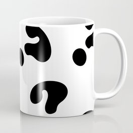 Bold Question Marks Coffee Mug