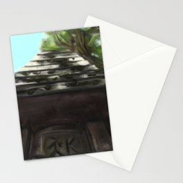 A special thing from memories of Ginkakuji Stationery Cards