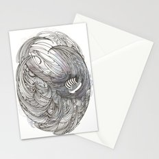 A Descent into the Maelstrom Stationery Cards