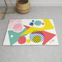 Abstract Pop IV Rug
