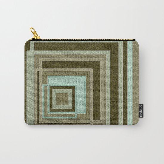 Abstraction . Geometric shapes . 1 Carry-All Pouch