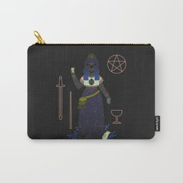 Witch Series: Tarot Cards Carry-All Pouch