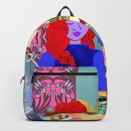 Aquarium Room Backpack