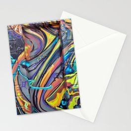 Graffiti 1 Stationery Cards