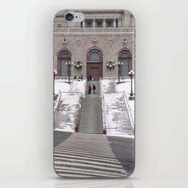 Montréal in November (11 of 11) iPhone Skin