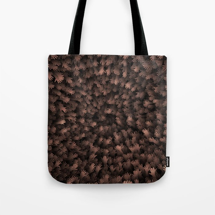 Thousand hands Tote Bag