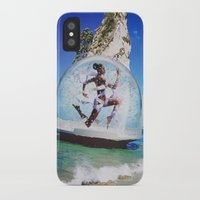 bubble iPhone & iPod Cases featuring Bubble by John Turck
