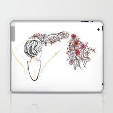 rose shower Laptop & iPad Skin