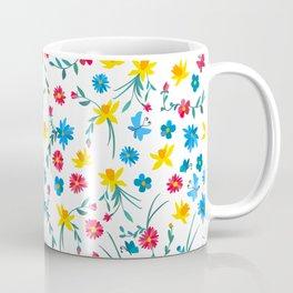 Coloful flowers Coffee Mug