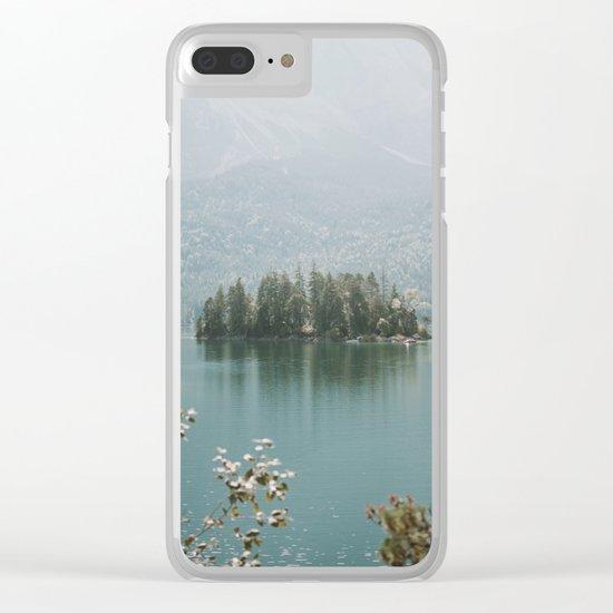 Lothlórien Clear iPhone Case