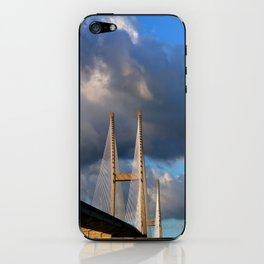 Bridging the Gap iPhone Skin